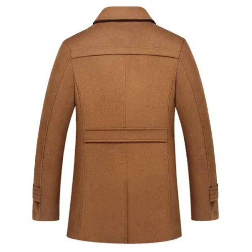 Bearboxers Double Collar Trench Coat