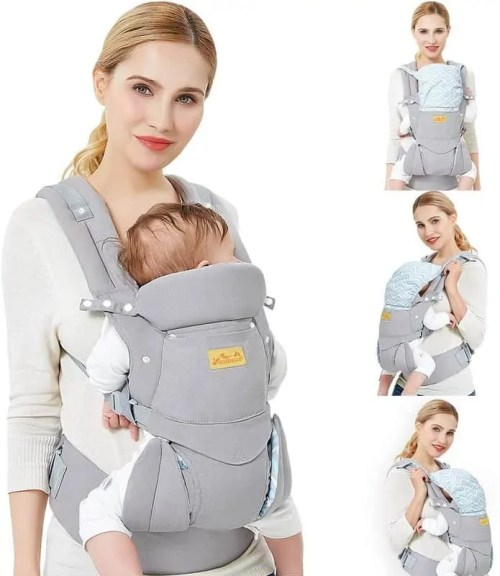 Viedouce Ergonomic Baby Carrier Up To 20kg