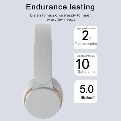 Bakeey 07S Wireless Foldable Bluetooth Headphone