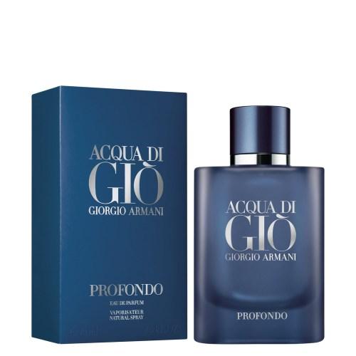 Giorgio- Armani ACQUA DI GIO Profondo 75ml Perfume