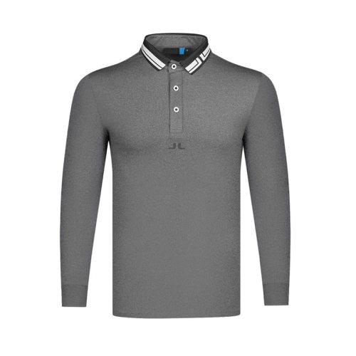Men's golf wear Golf t-shirt long sleeve sports quick drying clothing