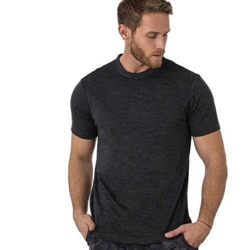 Bearboxers Mens Merino Wool High-Tech T-Shirt