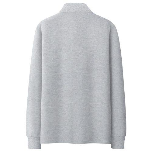 Bearboxers Men's FGKKS Long Sleeve Polo Shirt