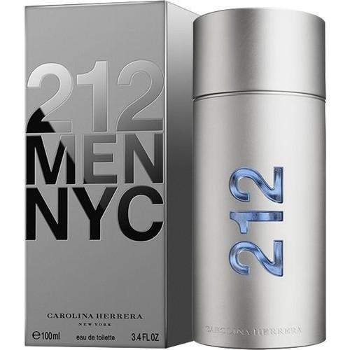 ORIGINAL 212 MEN'S EAU DE TOILETTE PERFUME 100 ML