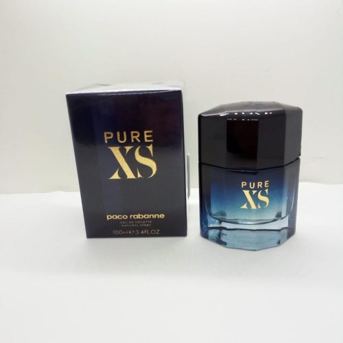 PURE XS EDT 100 ML MEN PERFUME