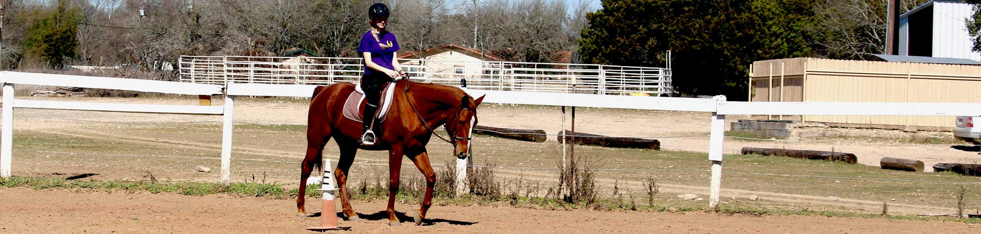 Private Lessons and UT Informal Classes - Bear Creek Stables