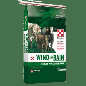 Purina Wind Rain High Mag feed bag