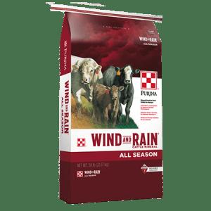Purina Wind and Rain All Seasons Mineral Bag