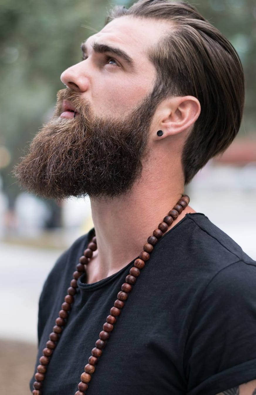 Amazing Thick Beard Tips