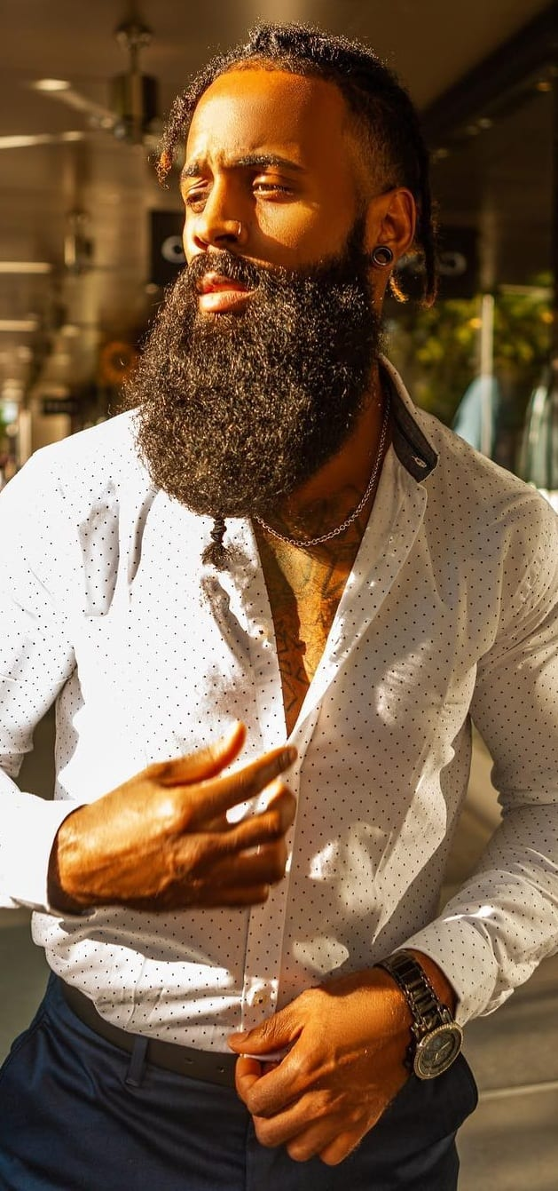 Thick Beard Tips for 2019