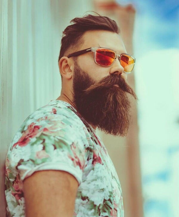 best beard shape