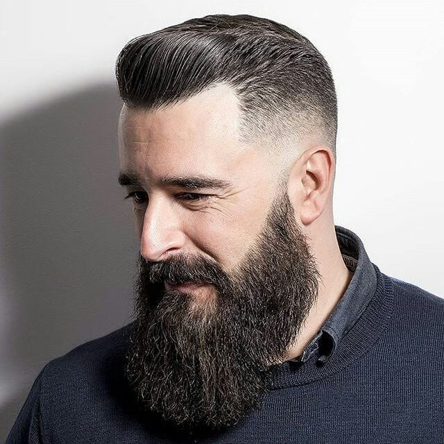 men-with-faded-hair-and-fuller-beard