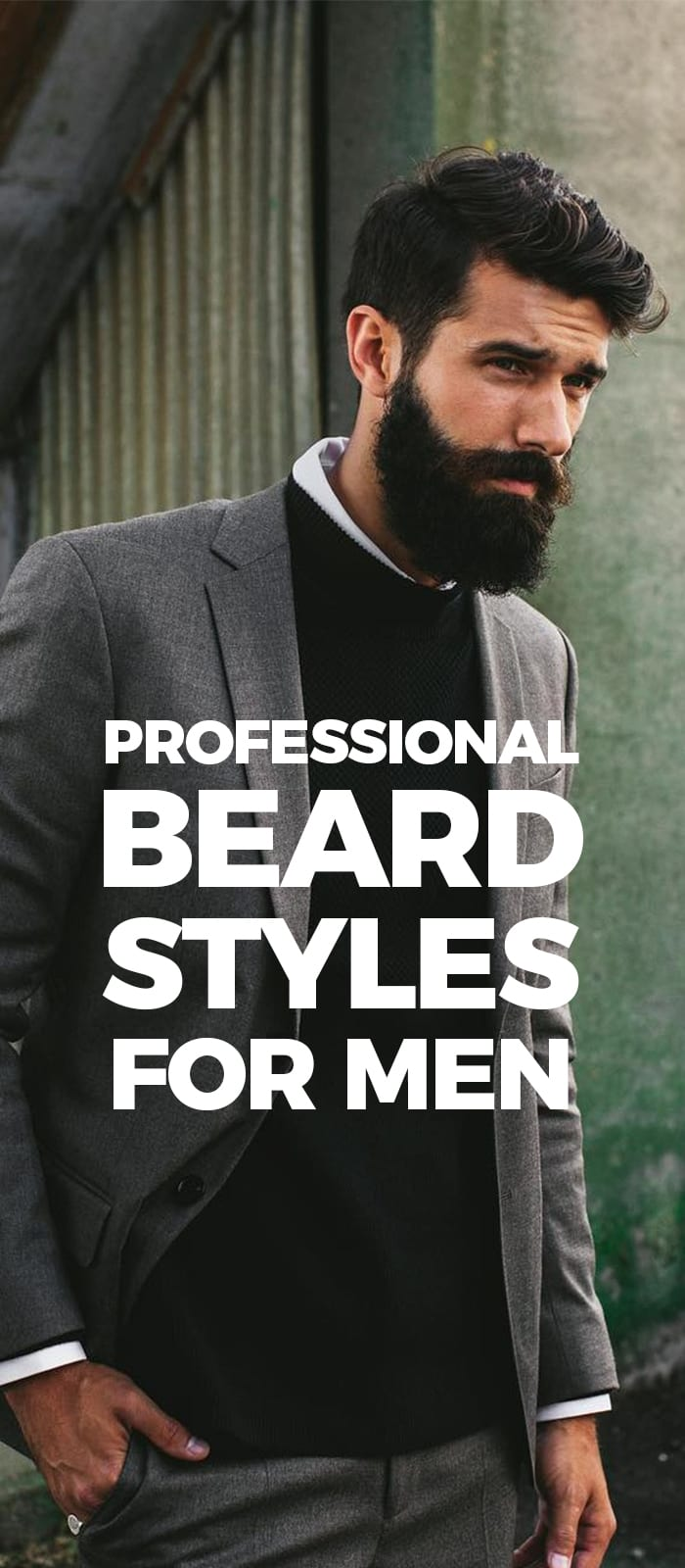 Beard Styles For Professionals