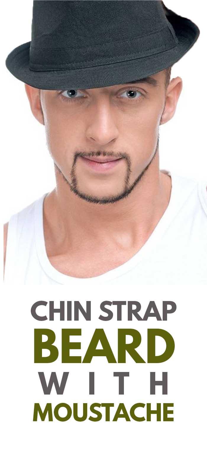 Chin Strap Beard Style