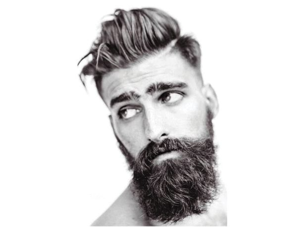 Health Benefits of growing a beard