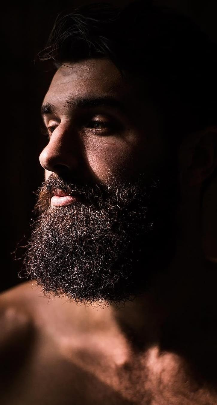 Some Health Benefits Of Growing A Beard