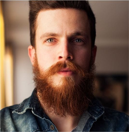 How to tame a patchy beard?