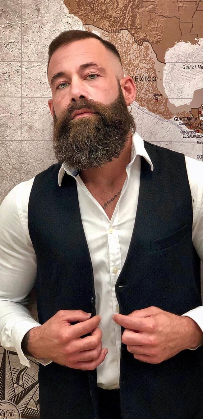 5 Steps To Shape Your Long Beard!