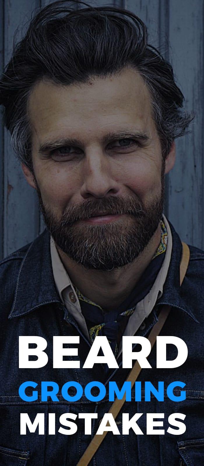 Beard Growing Mistakes!