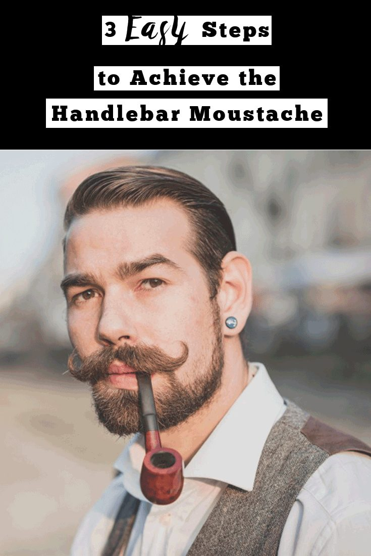Best Handlebar Moustache images