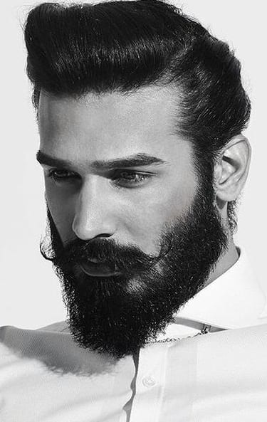 Handlebar Moustache Styles For Men