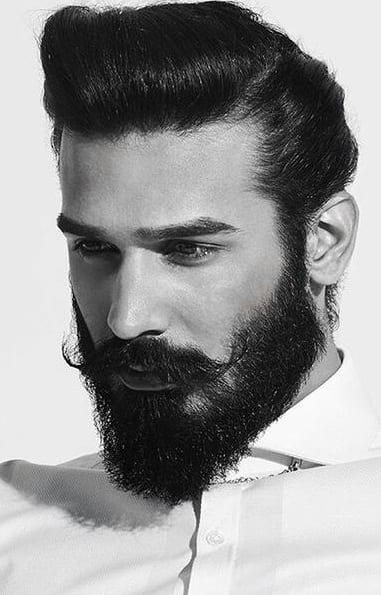 Handlebar Mustache Styles For Men