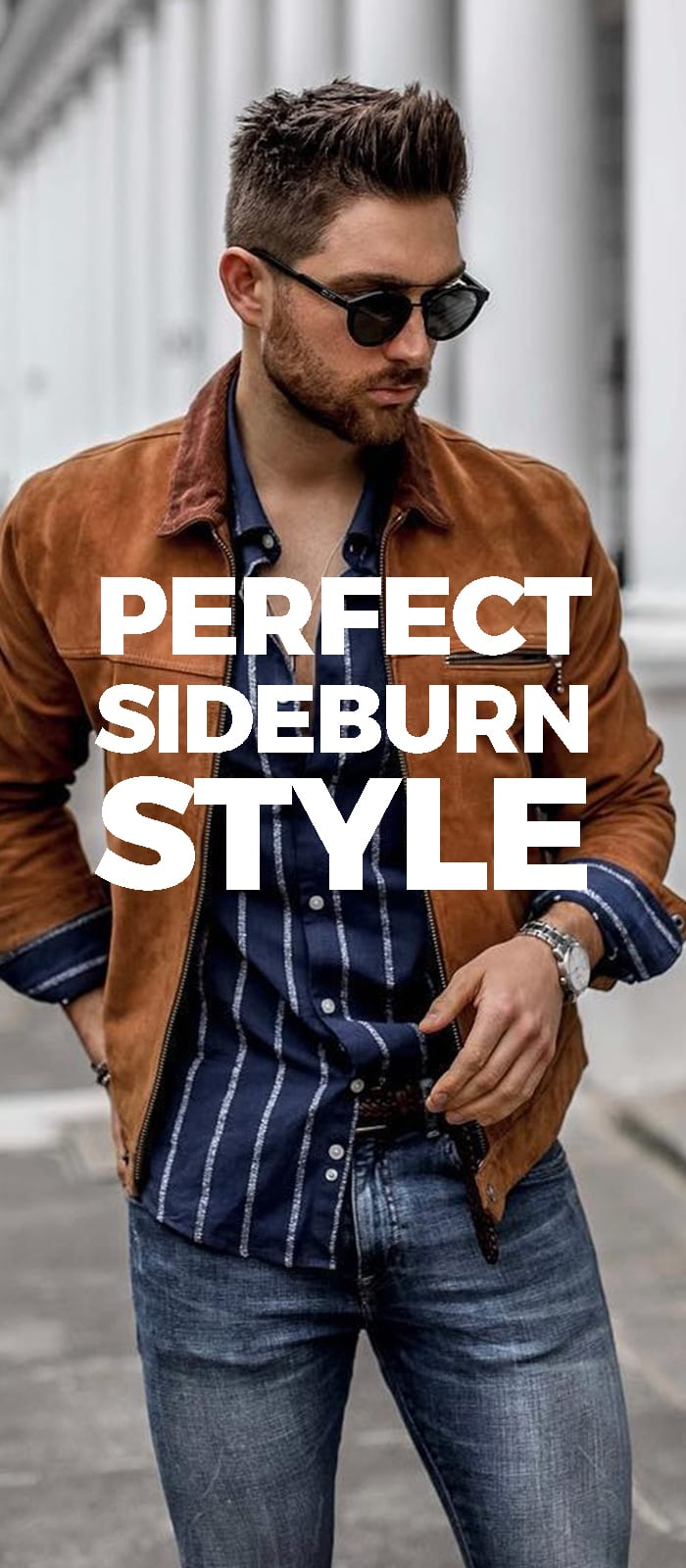 Perfect Sideburn Styles