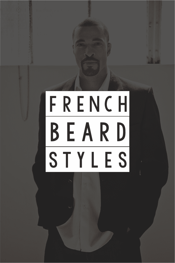 French Beard Styles 2016