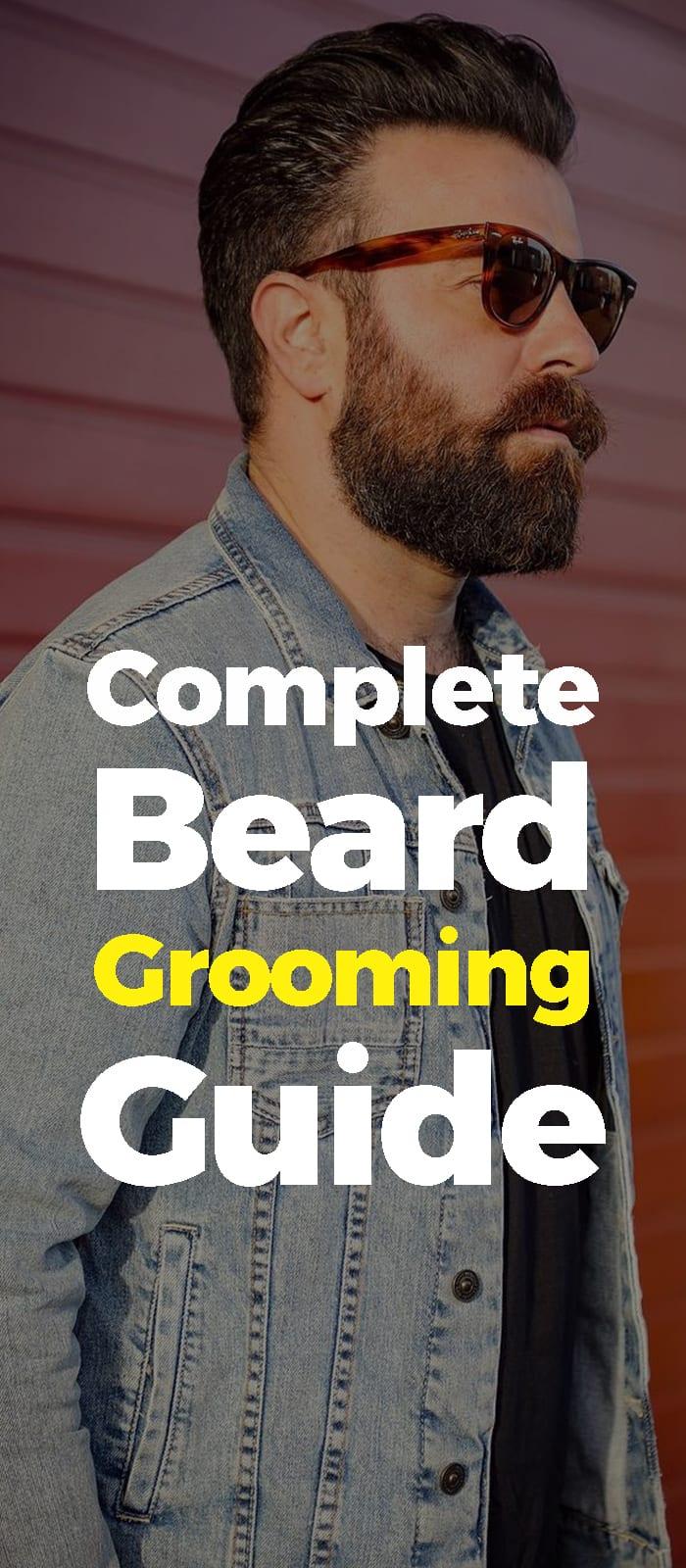 Beard Grooming Guide!
