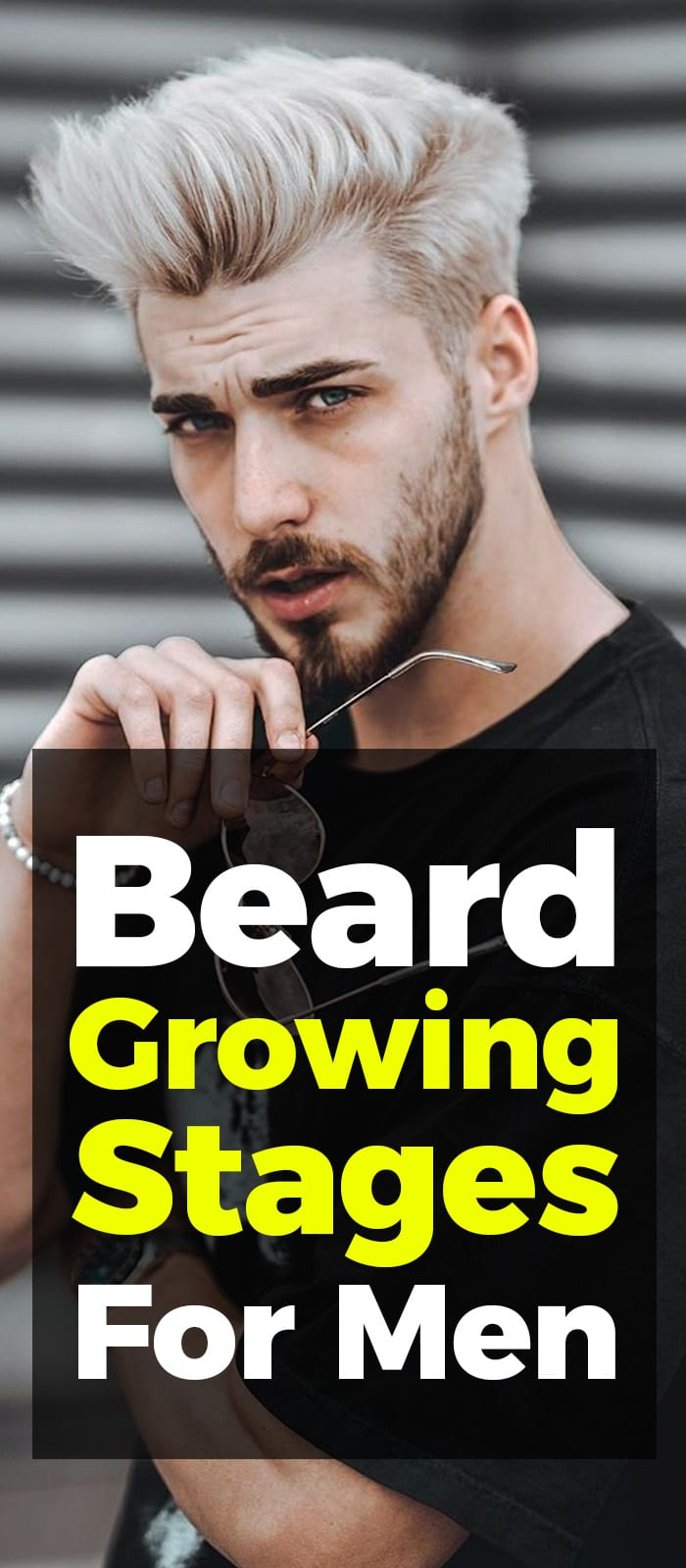 Beard Growing Stages