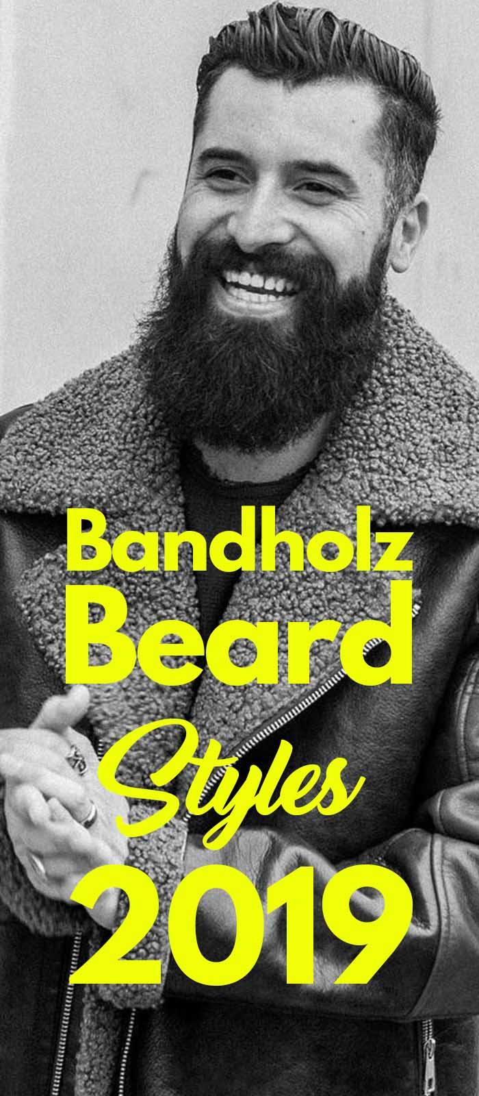 Female Magnet – Bandholz Beard!