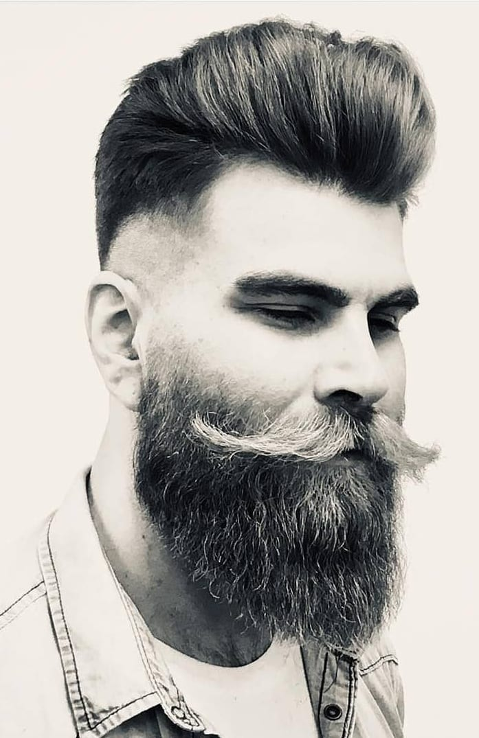 The Ultra-Masculine & Sexy Verdi Beard In Just 5 Steps!
