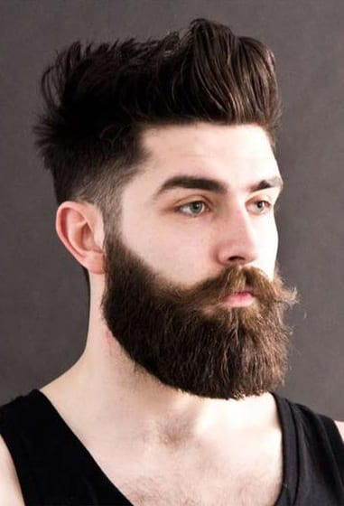 The Ultra-Masculine Verdi Beard In Just 5 Steps!