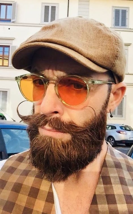 Verdi Beard Style For Men In 2019