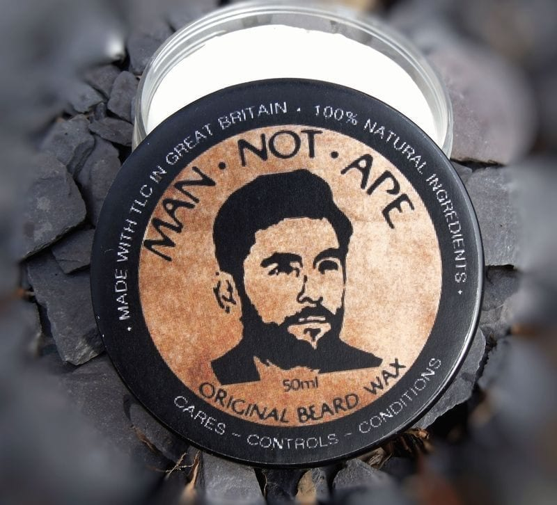 man-not-ape-beard-wax