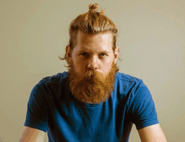 5 Hairstyles For The Aggressive Beard Styles!