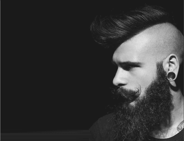8 Beards For The Modern Punk Look!