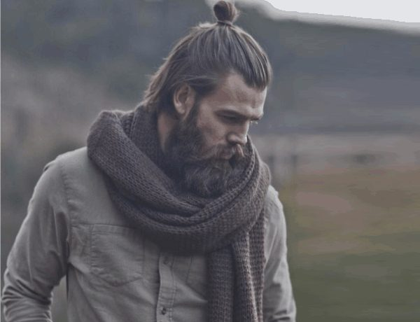 9 Beards To Compliment The Man Bun!