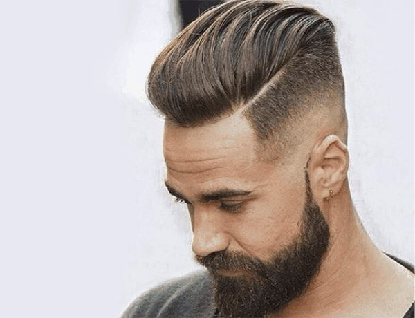 9 Styles – Long Stubble Beard Look Book!