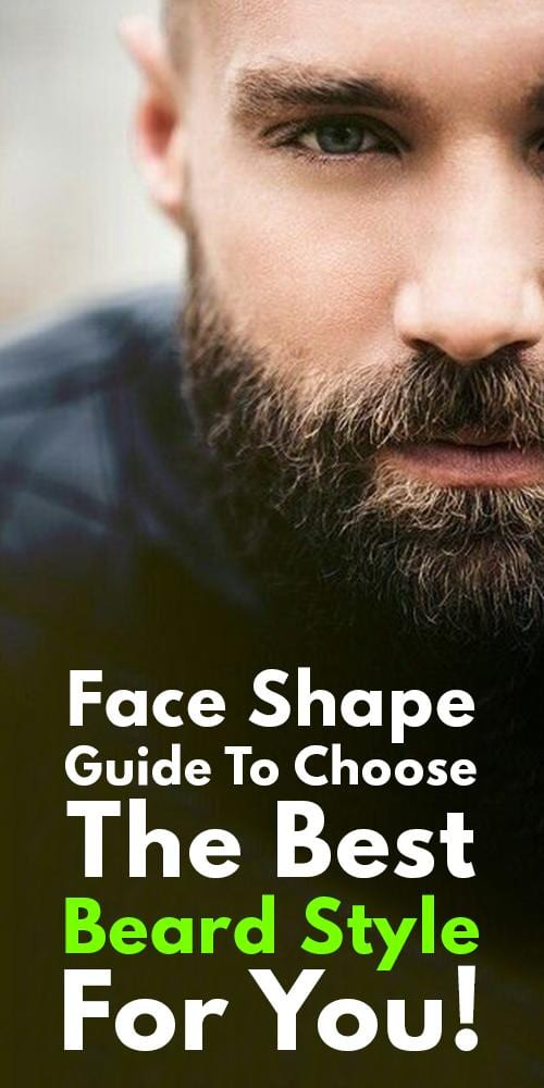 Beard Style as per Face Shape