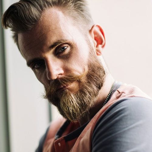 Best Ducktail Beard look for men