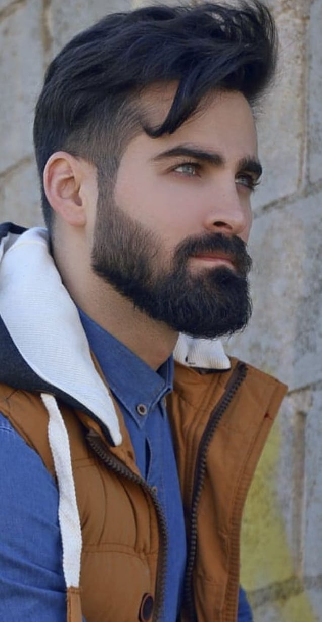 Jaw Dropping Medium Beard Style for men