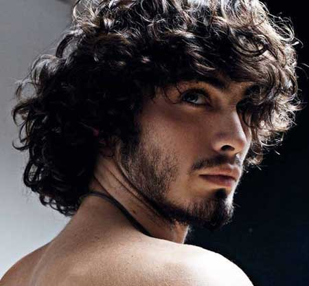 curly hair14 beard looks for men who have curly hair
