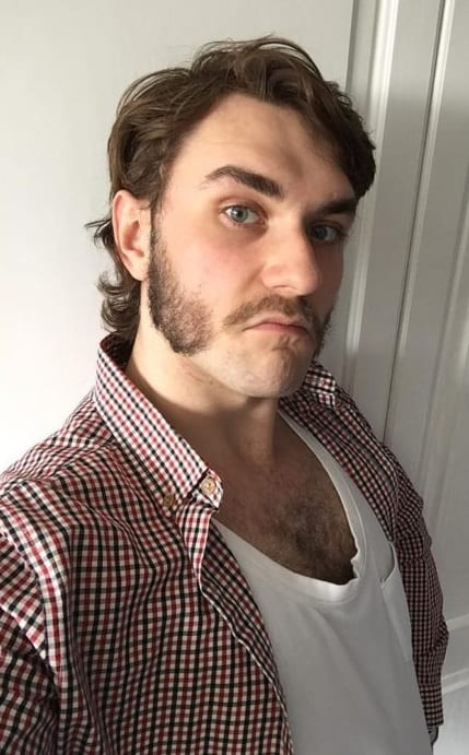 Mutton Chops - The beard style