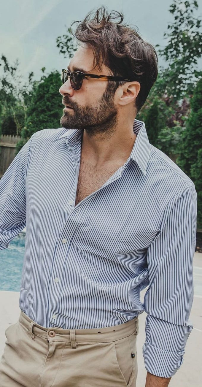 Neck Beard Style For Men In 2019
