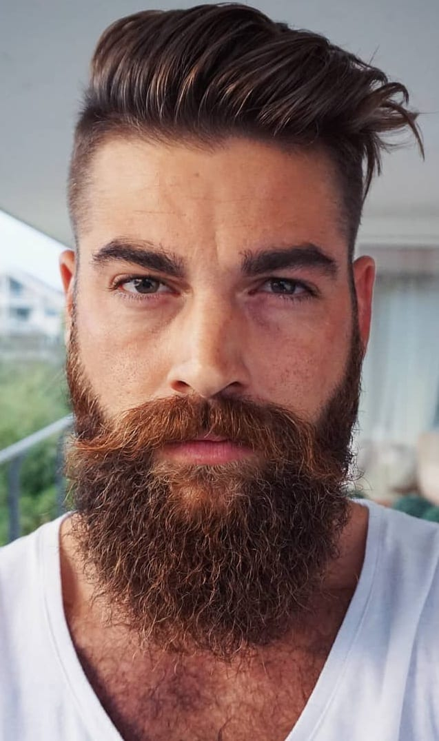 Perfect Beard Style For Your Face Shape!