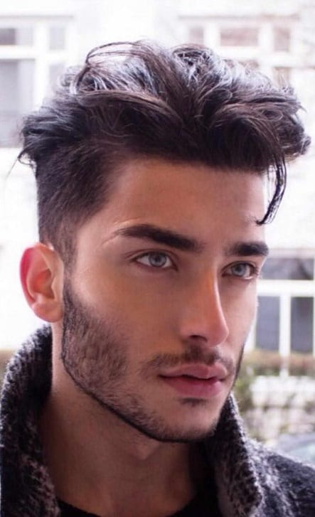 Sexy Short and Stubble beard style