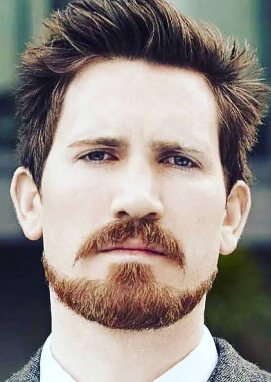 Van Dyke Beard Styles For Men