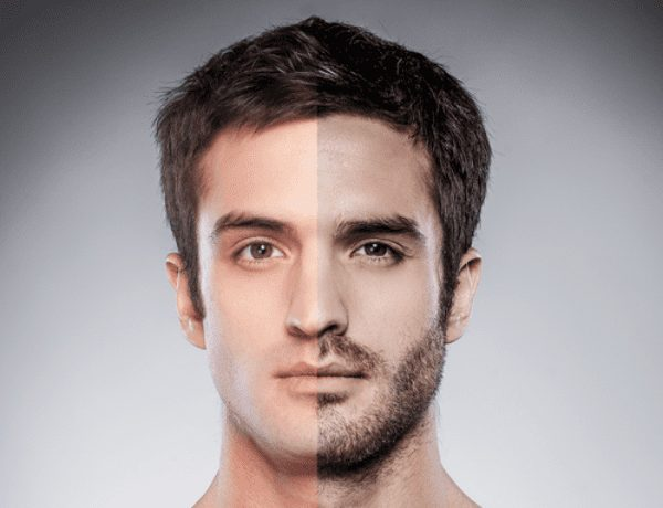 Choose Your Face shape & get the best possible Beard & Hairstyle Combination
