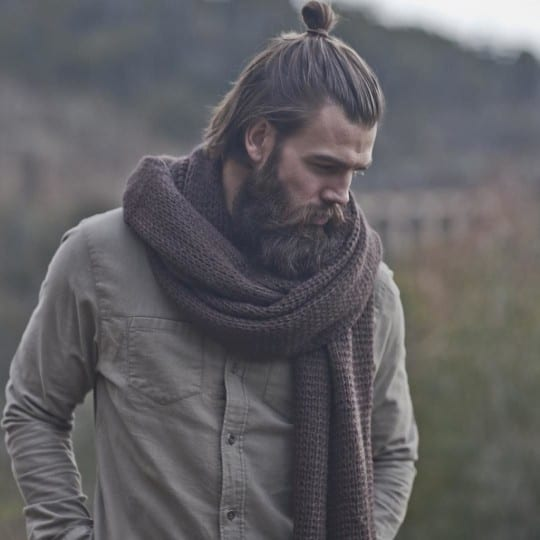 bandholz-beard-for-man-bun